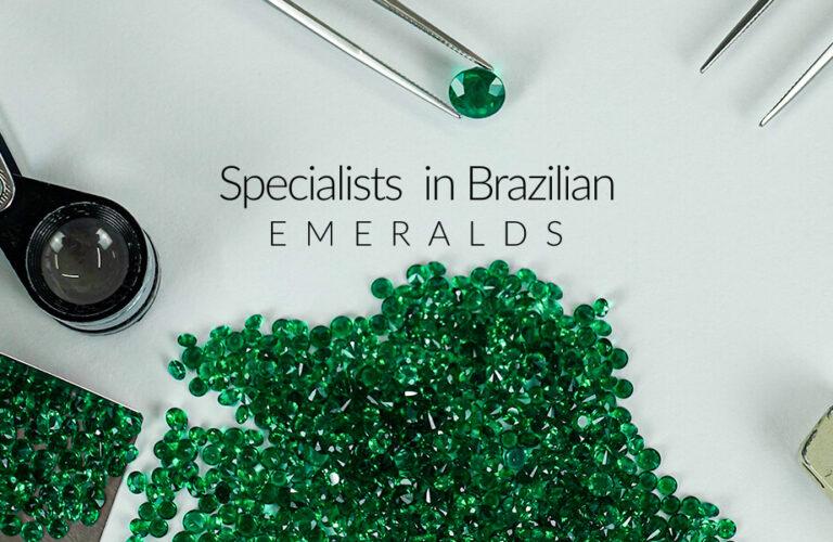 Somos Especialistas em Esmeralda